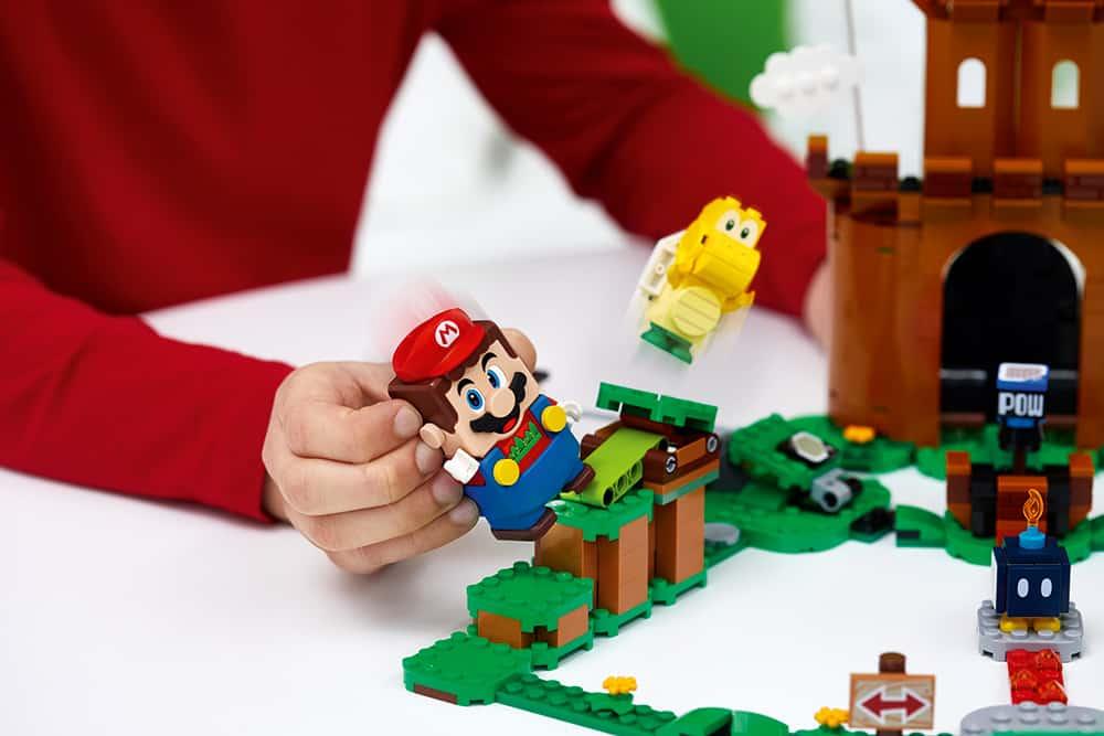 PRESSURE LEGO Nintendo