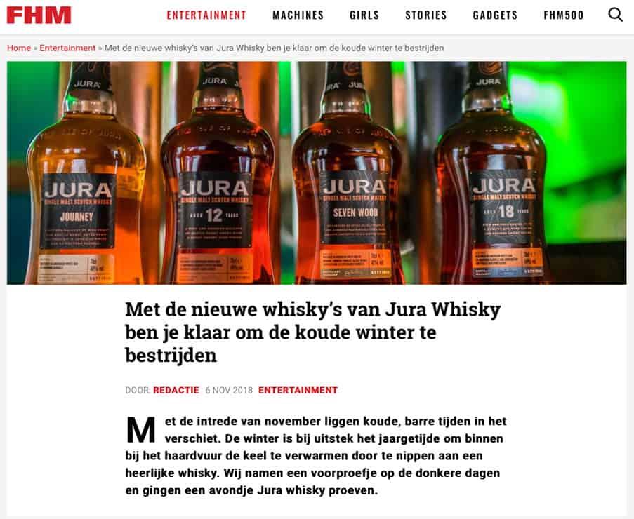 PRESSURE Jura