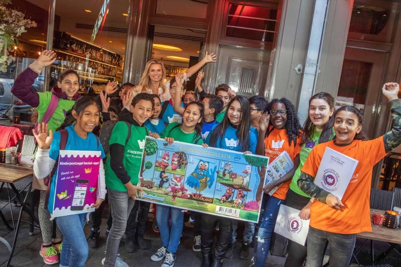PRESSURE Stichting Kinderpostzegels VANDAM