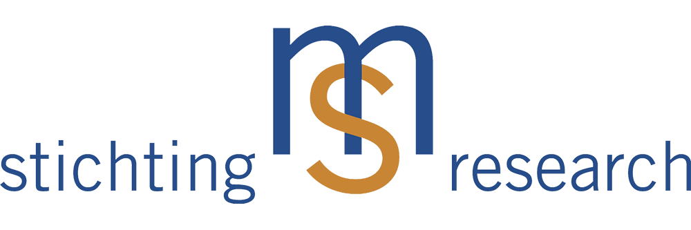 Stichting MS Research logo